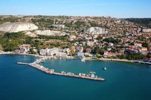 Balchik_Bulgaria_aerial