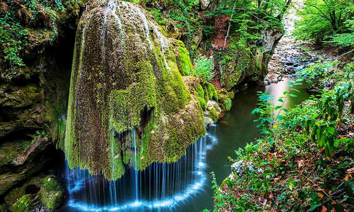Oravita – Cascada Bigar – Baile Herculane (DN57B)