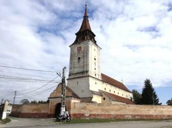 Biserica fortificata din Feldioara