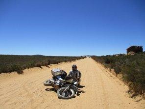 Drumul spre Strandfontein