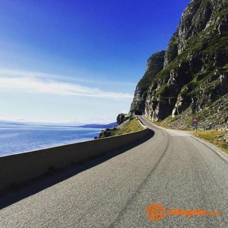 Drumul spre Capul Nord
