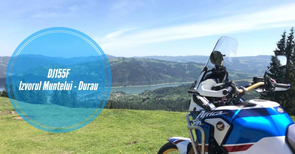 Izvorul Muntelui – Durău (DJ155F) powered by Honda Africa Twin AS