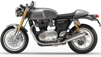 Triumph Thruxton 1200 R 13.490EUR cu TVA