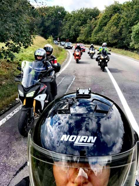 pe drum cu MotoRiders