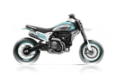 Ducati Motard concept