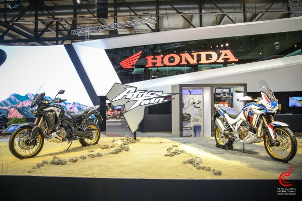 Honda Africa Twin AS
