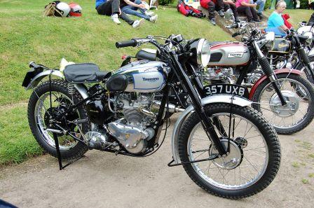 Triumph TR5 Trophy
