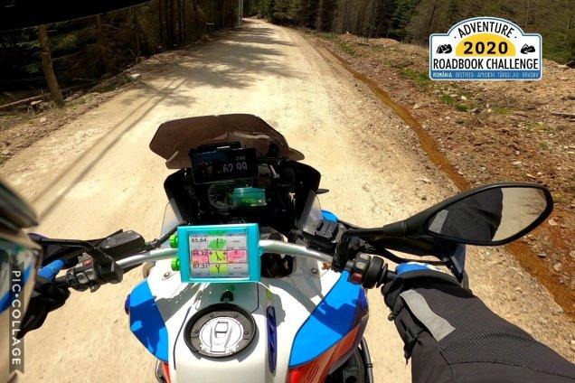 Roadbook Adventure Challenge