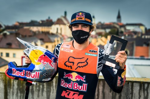 Attila Szabo / Red Bull Content Pool // SI202010310519 // Usage for editorial use only //