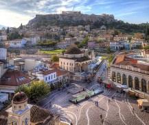 Monastiraki. sursa:Athensinsiders.com