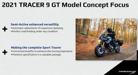 Tracer 9GT concepts