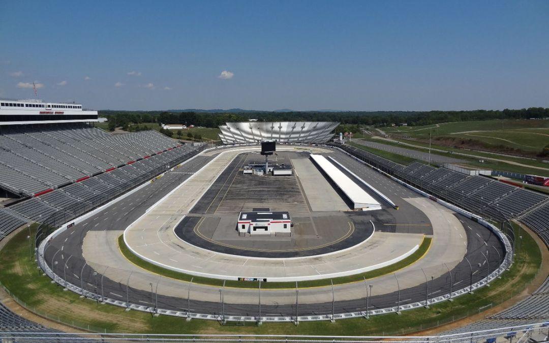 NASCAR Maandoverzicht | April