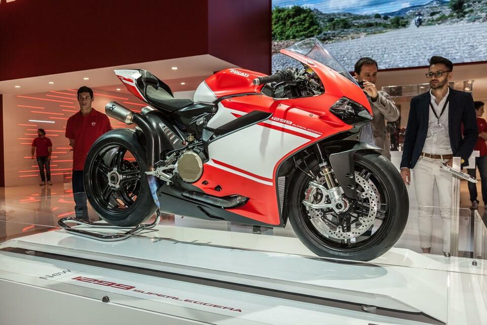 Ducati 1299 Superleggera 2017  Modellnews