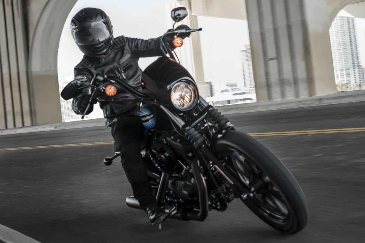 HarleyDavidson Sportster Iron 1200 Modelljahr 2018  Bike  Bildergalerie