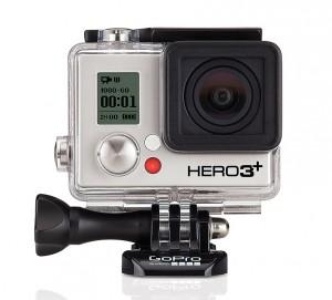 GoPro kamera web