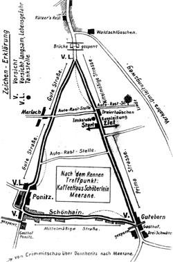 1926-1928 Länge: 6,0-6,25 km