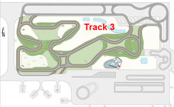 seit 2010 Länge: 2,50 km Driving Center Track 3