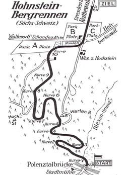 1926-1933 Länge: 2,3 - 2,6 km Ab 1933 Umbau zum