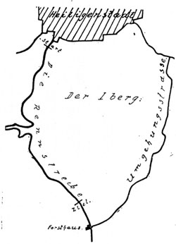 1924-1929 Länge: 4,0-4,5 km