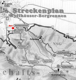 1984-1989 Länge: 3 km