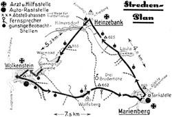 1923-1934 Länge: 17,3 km