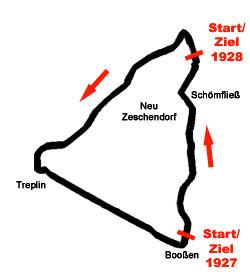 1927-1928 Länge: 20,7 km