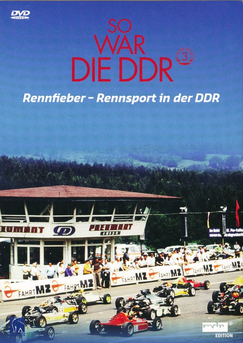 Rennfieber - Rennsport in der DDR