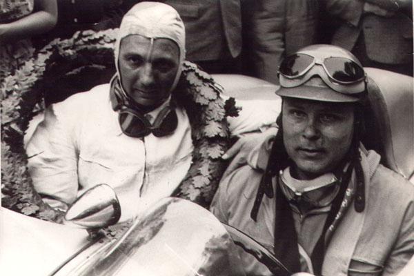 Dessau 1952, Sportwagen Wer sind die Fahrer? Sieger (Plätze 1-3 der beiden Wagenklassen): Rieß, Helfrich, Krause, Bagge, Latarius, Finke