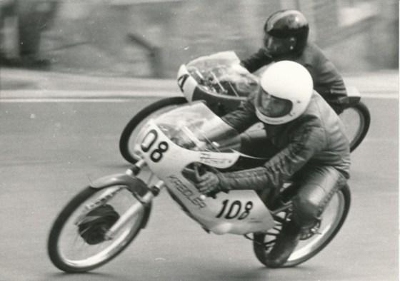 Sachsenring, 50ccm, Jahr?, 108?, 4 Klaus Schellig