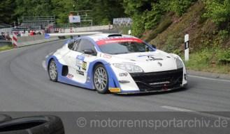 Matthias Kaspar, Oberhof, Renault Megane Trophy V6