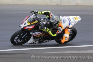 Lukas Tulovic sicherte sich den Premierensieg auf der KTM RC390