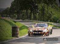 Henry Walkenhorst war am Samstag ebenfalls noch auf der Nordschleife im Einsatz. Am Sonntag gewann er im BMW Z4 GT3 die GT-Gruppe.