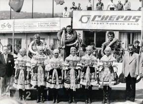 Siegerpodest EM Brno, Sieger Mile Pajic