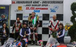 v.l.: Didier Grams, Davey Todd und Rico Löwe