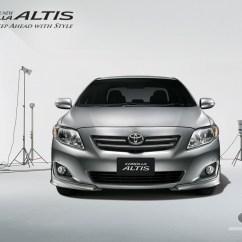 New Corolla Altis Video Harga Yaris Trd 2018 Toyota 2012 Motors Pk