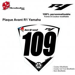 Kit Déco R6 YZF Yamaha moto de Piste 2009 à 2016