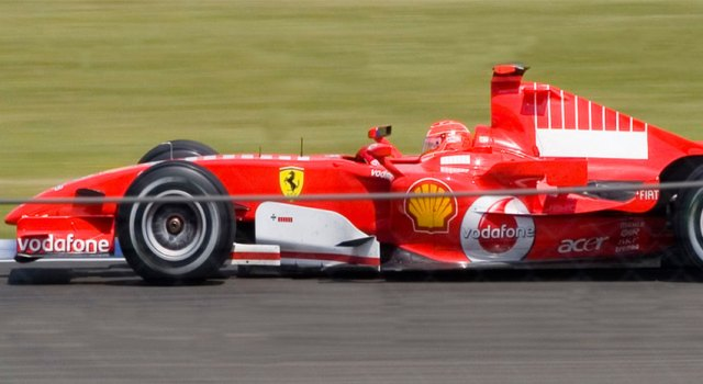 ferrari - Ferrari's Top Five Drivers of All Time
