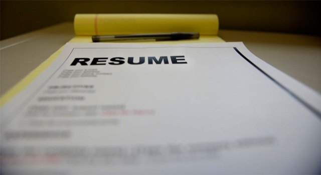 resume - 5 Top Tips for Finding a Job in Motorsport