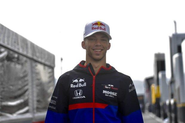 Pierre Gasly Toro Rosso Red Bull Toro Rosso Honda F1 ~ Pierre Gasly (Toro Rosso) ~