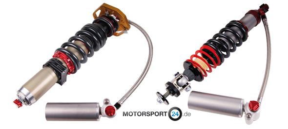 Das neue INTRAX 4-Weg XXL ARC Fahrwerk für BMW M3 E92 und BMW 1M