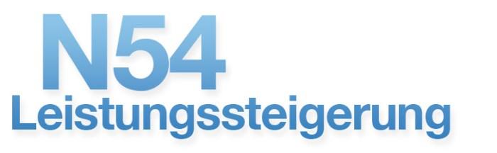 N54 Leistungssteigerung Banner