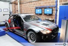 BMW M3 E92 GTR Prüfstand
