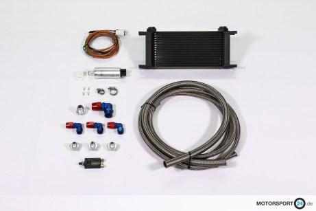 BMW M3 E92 Differentialölkühler