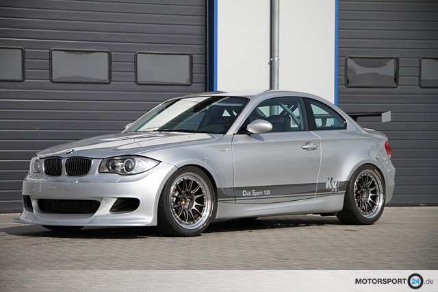 BMW 135i E82 Clubsport Tuning Teile