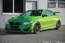 BMW M4 F82 Carbon Teile
