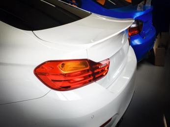 BMW M4 F82 Trunk Lid Carbon