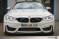 BMW M4 Tuning GTS Lip and GTR Bonnet