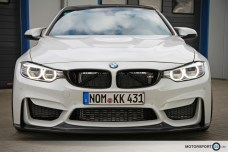 BMW M4 Tuning GTS Lip and GTR Bonnet