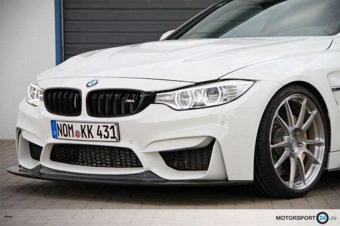 BMW M4 Tuning Lippe Motorhaube