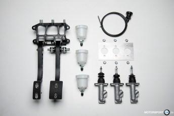 BMW M3 E30 Pedal Box Kit